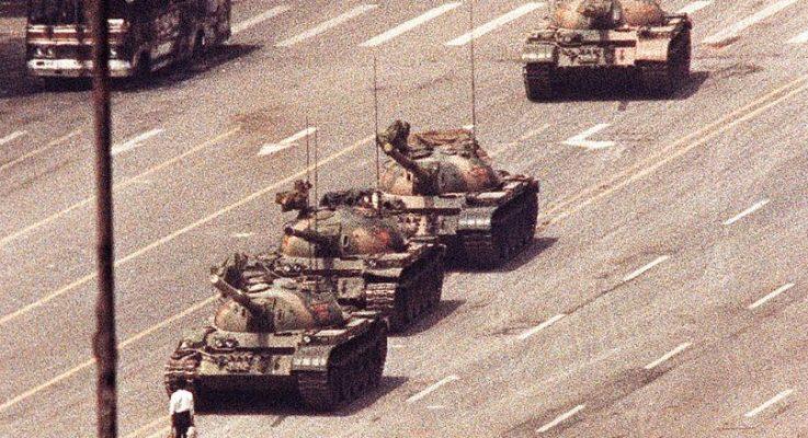 Tiananmen Meydanı: Medyanın Baskıladıkları